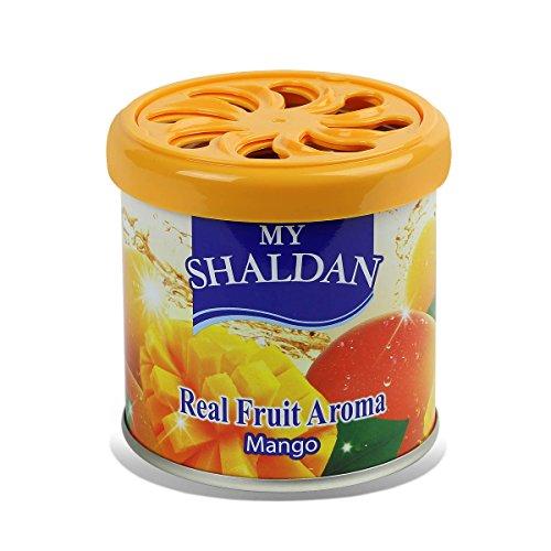 My Shaldan Japanese Car Cup-Holder Natural Air Freshener Cans (Squash...