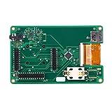 Tarjeta de Transceptor de Radio, PortaPack para HackRF One Control Transceptor de Radio con Todas...