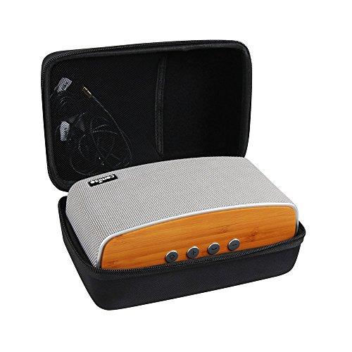 Hart Eva Reise Fall Für COMISO 30W Mobiler Bluetooth 4.1 Lautsprecher durch Hermitshell