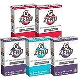 Gatorade G Zero Powder, Fruit Punch Variety Pack,...