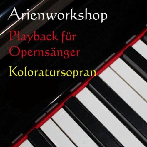 Arie der Königin der Nacht - Die Zauberflöte (Playback Für Opernsänger)