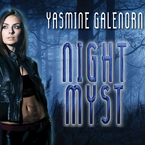 Night Myst  audiobook cover art