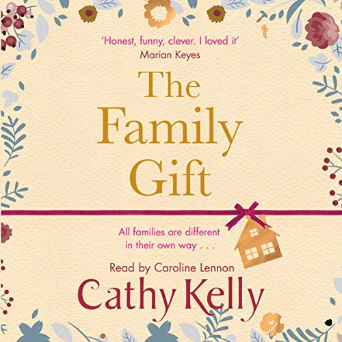 The Family Gift audiobook cover art