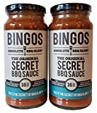BINGOS Original Secret BBQ Sauce (2 Pack)