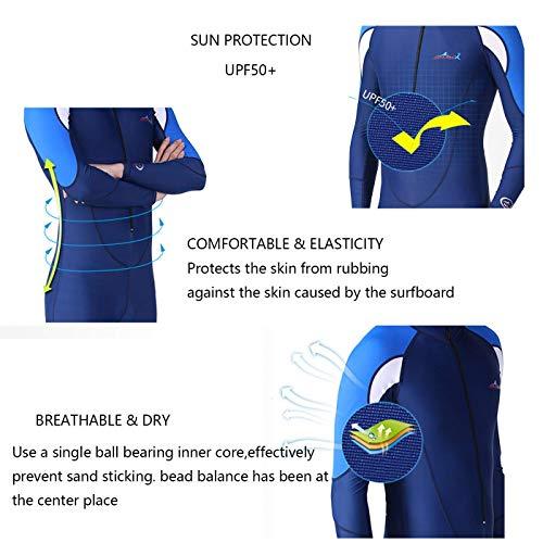 A Point Snorkeling Swimming Full Suit Bodysuit Wetsuit Swimsuit for Men/Women