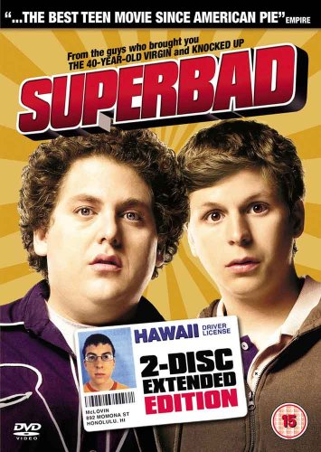 Superbad 2-Disc Extended Edition [Reino Unido] [DVD]
