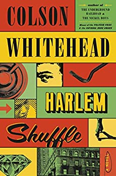 Harlem Shuffle by Colson Whitehead science fiction and fantasy book and audiobook reviews