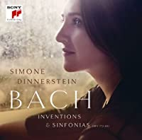 Simone Dinnerstein - Bach: Inventions And Sinfonias [Japan LTD Blu-spec CD II] SICC-30147 by Simone Dinnerstein (2014-01-22)