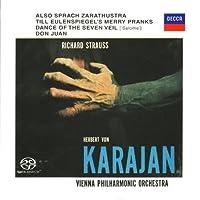 R.Strauss: Also Sprach Zarathustra.Etc. by Herbert Von Karajan (2010-07-28)