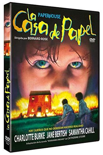 La CASA de Papel DVD 1988 Paperhouse [Import]