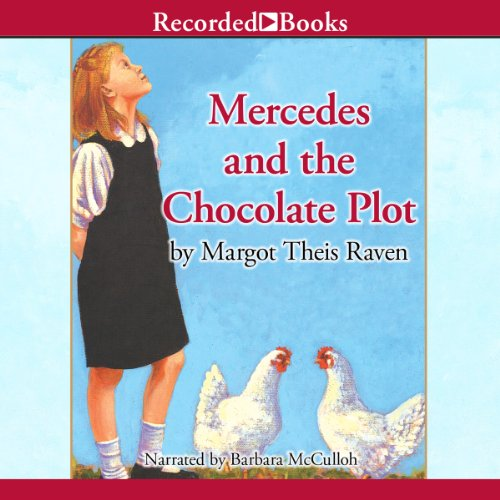 Mercedes and the Chocolate Pilot cover art