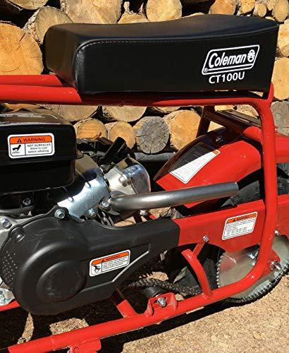 Custom Header Exhaust Straight Pipe fits COLEMAN CT100U CT100 Minibike