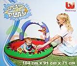 Piscina Hinchable/Inflable Infantil con ATRACCIÓN para NIÑOS/BEBÉS Bestway 104cm