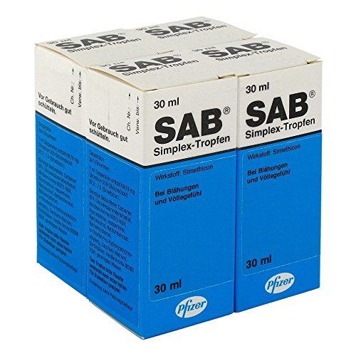 SAB simplex Suspension 4X30 ml