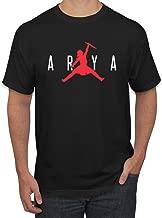 Air Arya Dagger Not Today GoT Thrones Stark Fan Merch | Mens Pop Culture Graphic T-Shirt