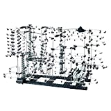 Yamix 68m 1578 Pieces Marble Run Set Toy with 12 Steel Balls, Level 9 Marble Maze Game
