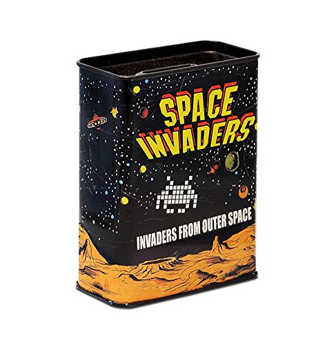 Space Invaders - Invaders from Outer Space - chapa-Hucha - Logo