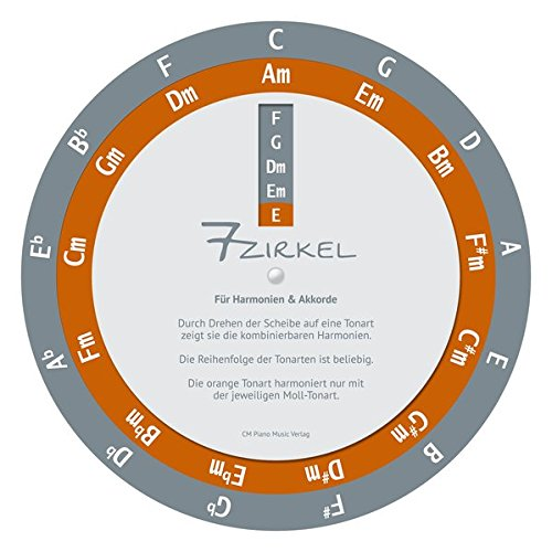 7-Zirkel / Quintenzirkel
