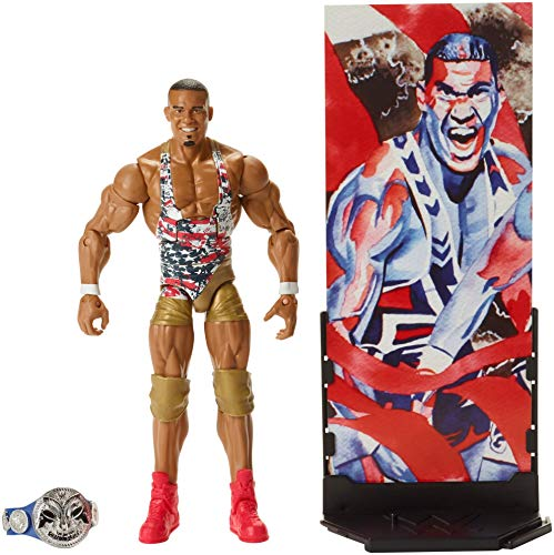 WWE Elite Fig Jason Jordan Action Figure