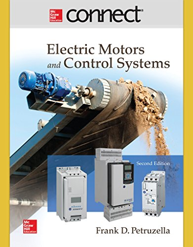 Connect 1 Semester Access Card for Electric Motors and Control Systems