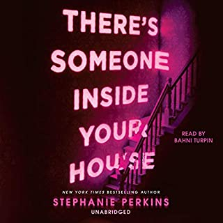 There's Someone Inside Your House audiobook cover art