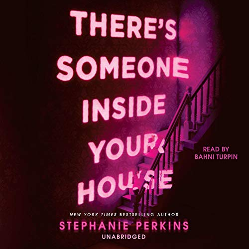 There's Someone Inside Your House  By  cover art