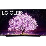 LG OLED48C17LB, 4K/UHD, OLED, Smart TV, 121 cm [48 Zoll] - Schwarz