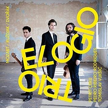 Trio Elogio: Mozart / Ruždjak / Dvořák