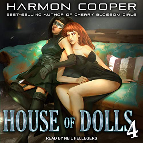 Page de couverture de House of Dolls 4