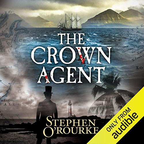 The Crown Agent cover art