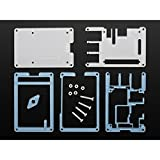 RaspberryPi /B /Pi 2用ケース - Pibow Coupe Flotilla - Enclosure