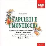 Bellini: Capuleti E I Montecchi (Gesamtaufnahme) (ital.)