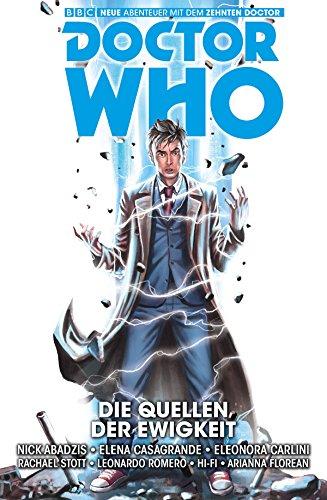 Doctor Who Staffel 10, Band 3 - Die Quellen der Ewigkeit