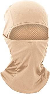 FD Izmn Women India Hat Muslim Beanie Wrap Cap Scarf Shawl Sports Neck Cover Safety Turban Neck Tube Bandana Balaclava