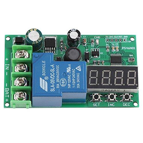 Cargador de Batería De 12 V, 24 V, 48 V, con Indicador LED