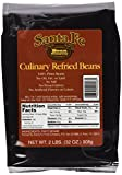 Santa Fe Bean Co Culinary Refried Beans, 32-Ounce (Pack of 3)