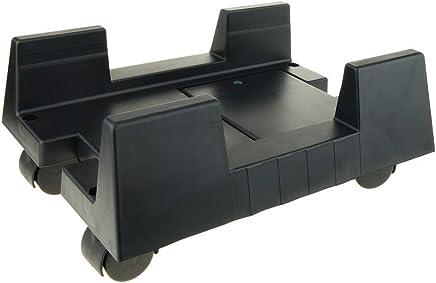 Cablematic - Soporte para CPU plástico 150 a 260 mm