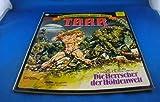 die Grossen Phantastic Comics, Band 8: TAAR - die Herrscher der Höhlenwelt