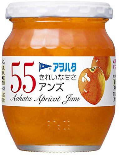 アヲハタ 55 アンズ 250g