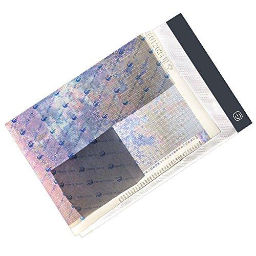 Twuky Diamant Peinture A4 LED Light Pad Conseil Tablet Ultrathin Dimmable Appliquer à Plein Drill & Partial Drill 5D Diamant Peinture Strass Broderie Points Point De Croix par Nombre Kit