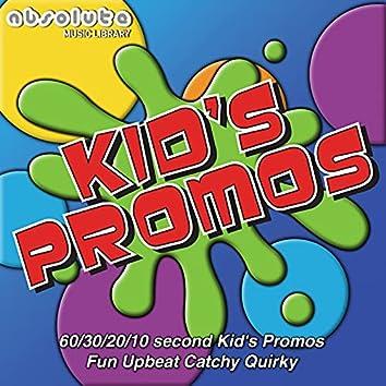 Kid's Promos, Vol. 6