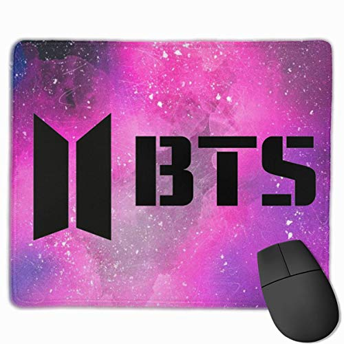 BTS The Mouse Pad Office-Spiele Lernen dicken rutschfesten Gummiboden