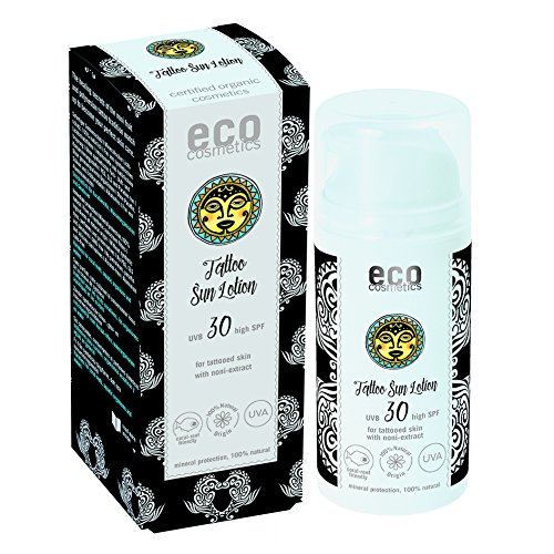 Eco Cosmetics Tattoo LSF30 Sonnenlotion