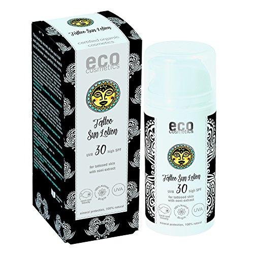 Eco Cosmetics Tattoo LSF30 Sonnenlotion