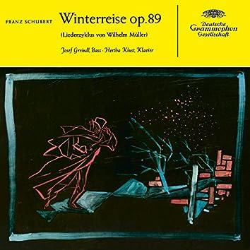 Schubert: Winterreise, D.911