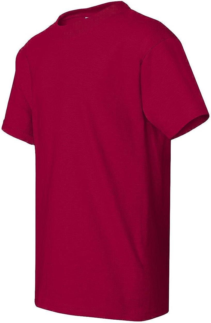 Hanes Big Boy's 6.1 Oz. Beefy T-Shirt