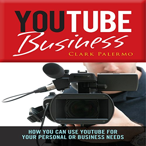YouTube Business audiobook cover art