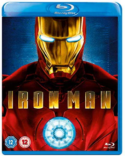 Iron Man [Blu-ray] [Region Free]