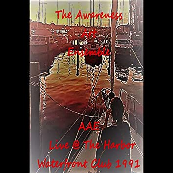 Aae Live @ the Harbor Waterfront Club 1991