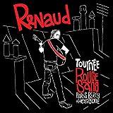 Songtexte von Renaud - Tournée Rouge sang
